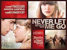 Never Let Me Go 2010 film