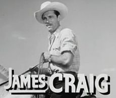James Craig actor