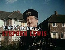 Stephen Lewis actor