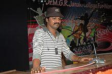 Cheran director