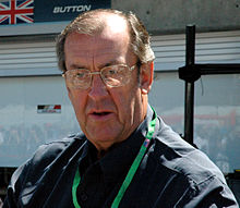 David Hobbs racing driver