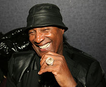 Paul Mooney comedian