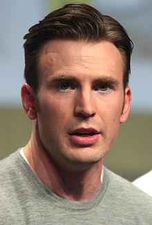 Chris Evans actor