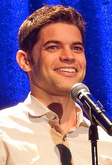 Jeremy Jordan stage actor