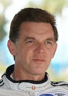 Scott Tucker racing driver
