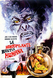 Night of the Bloody Apes film