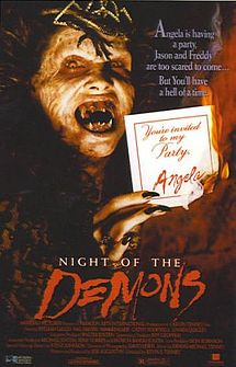 Night of the Demons 1988 film
