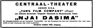 Njai Dasima 1932 film