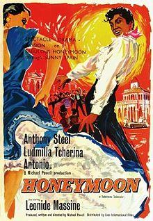 Honeymoon 1959 film