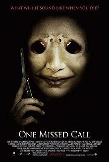 One Missed Call 2008 film