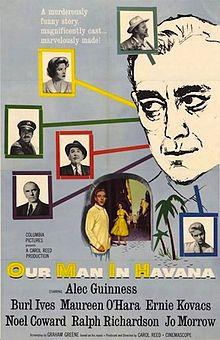 Our Man in Havana film