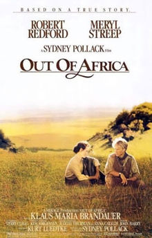 Out of Africa film