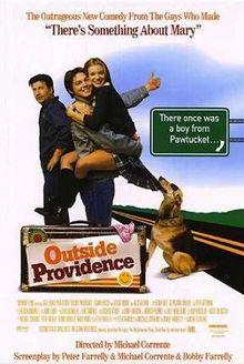 Outside Providence film