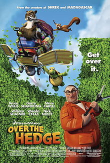 Over the Hedge film