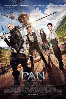 Pan 2015 film