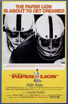 Paper Lion film