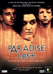 Paradise Lost The Child Murders at Robin Hood Hills