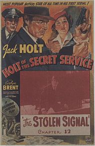 Holt of the Secret Service