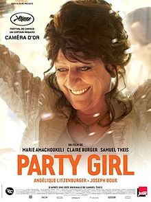 Party Girl 2014 film