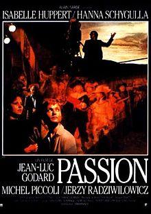 Passion 1982 film