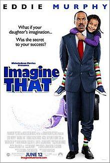 Imagine That film