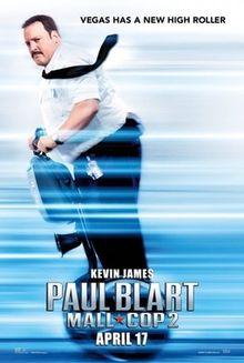 Paul Blart Mall Cop 2