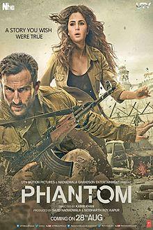 Phantom 2015 film