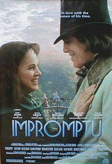 Impromptu 1991 film
