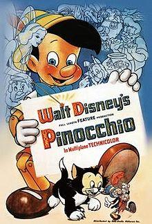 Pinocchio 1940 film