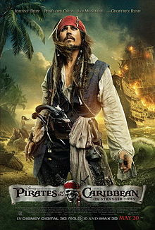 Pirates of the Caribbean On Stranger Tides