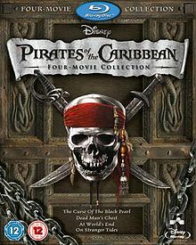 Pirates of the Caribbean film series