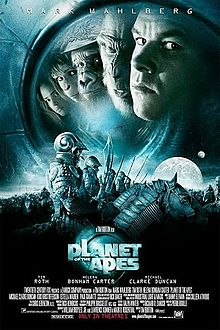 Planet of the Apes 2001 film