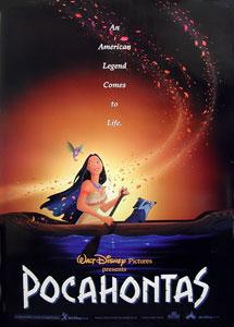 Pocahontas 1995 film