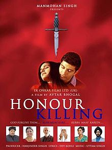 Honour Killing film