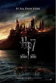Production of Harry Potter and the Deathly Hallows