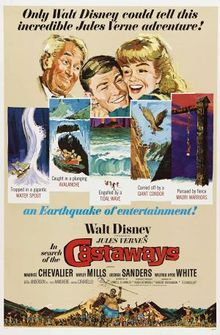 In Search of the Castaways film