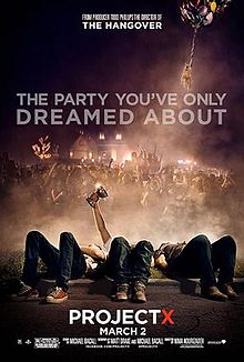Project X 2012 film