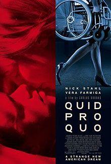 Quid Pro Quo film