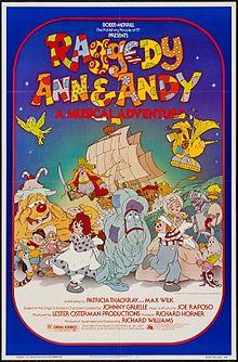Raggedy Ann Andy A Musical Adventure