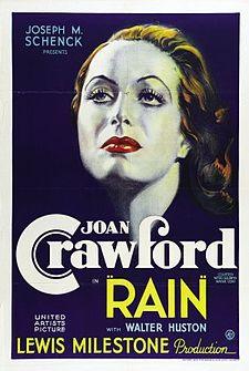 Rain 1932 film