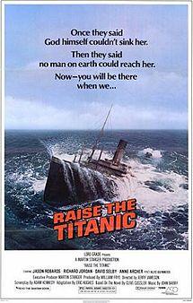 Raise the Titanic film
