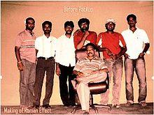Raman Effect film