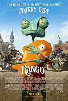Rango 2011 film