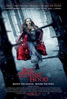 Red Riding Hood 2011 film