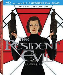 Resident Evil film series