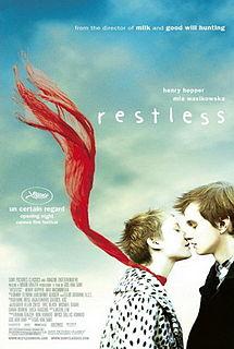 Restless 2011 film