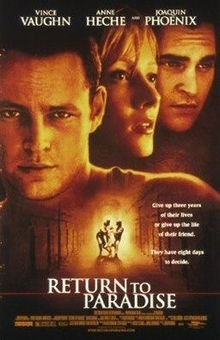 Return to Paradise 1998 film