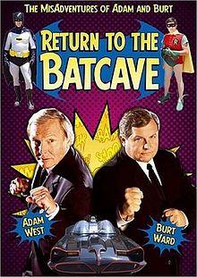 Return to the Batcave The Misadventures of Adam and Burt