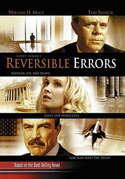Reversible Errors film