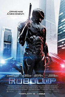 RoboCop 2014 film